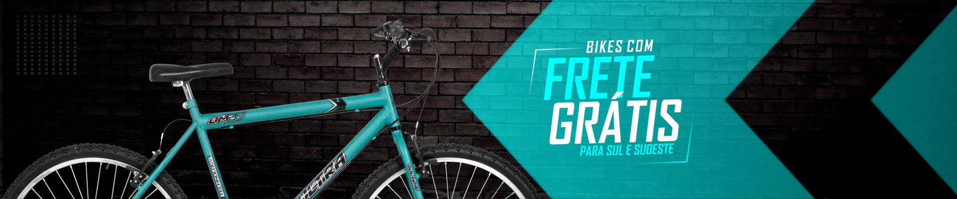 Bike Frete Grátis Sul e Sudeste