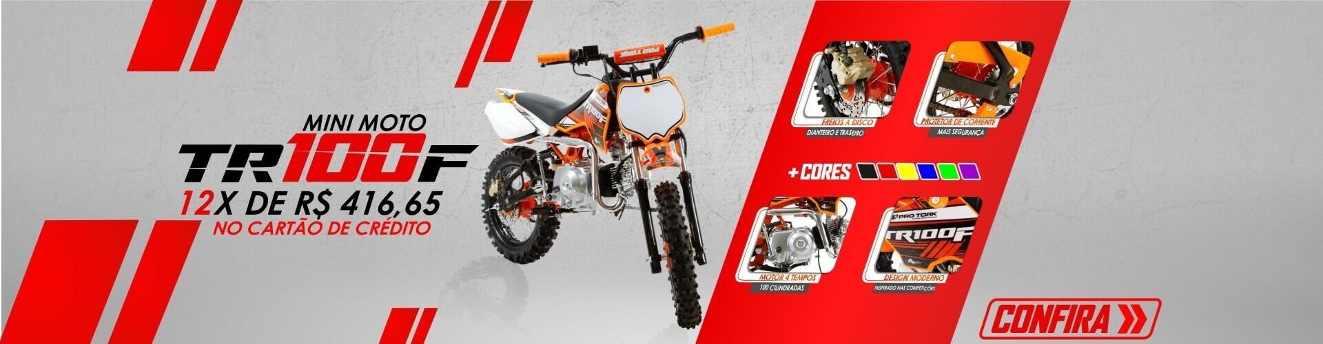 Mini Moto Tr100