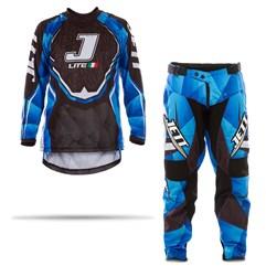 Kit Equipamento Motocross Calça e Camisa Jett Lite