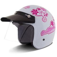 Capacete Feminino Compact For Girls