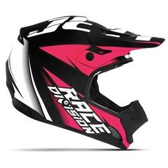 Capacete Feminino Motocross TH1 Jett Factory Edition