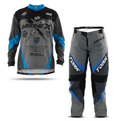 Calça e Camisa Motocross Pro Tork Insane X