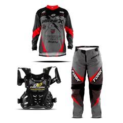 Kit Motocross Infantil Pro Tork Insane X