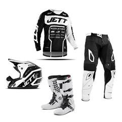 Kit Trilha Jett Evolution 2 - 4 Itens