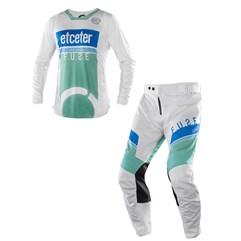 Conjunto Motocross Etceter Fuse Pro Tork Calça e Camisa