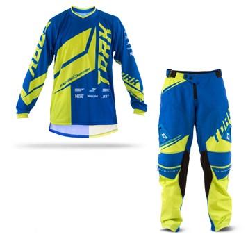 ffc05fc6d Calça e Camisa Motocross Pro Tork Factory Edition