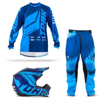 Kit Motocross Pro Tork Factory Edition - 3 Itens