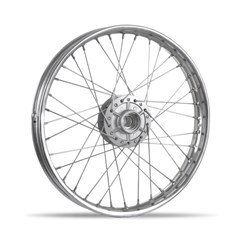 Aro De Roda Montado Dianteiro Titan 125 2000 Até 2008 Pro Tork