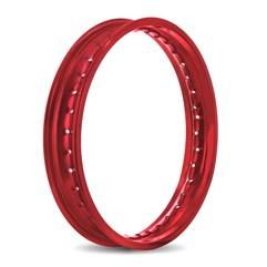 Aro de Roda Traseiro Alumínio 18 X 185 Compat. C/ CRF 250 2019 / CRF 230F Vermelho
