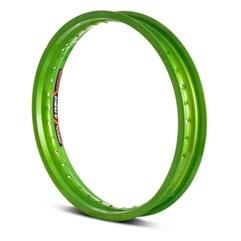 Aro Roda Moto Dianteiro NX 200/ XR 200/ DT 180/ XLX 350/ XT 600 Eninco Verde