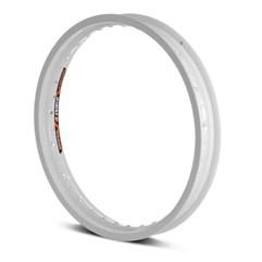 Aro Roda Moto Traseiro Titan 125/150 YBR 125 Eninco Branco