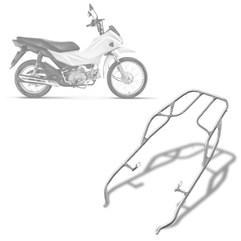 Bagageiro Aço Honda Pop 100 2007 Até 2015 Pro Tork