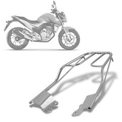 Bagageiro Aço Sansão Honda CB 250 Twister 2015 Até 2018 Pro Tork
