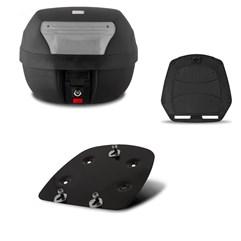 Bau De Moto 28 Litros Pro Tork e Base Xtz 150 Crosser
