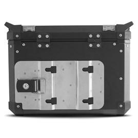 Bau Lateral Side Case Alumínio 33 Litros + Suporte Super Adventure Ténéré 250 2016 à 2017