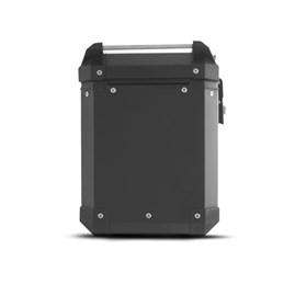 Bau Lateral Side Case Alumínio 33 Litros + Suporte Super Adventure Transalp 700 2010
