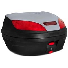 Baú Moto Top Case 52 Litros Smart Box 3 Pro Tork