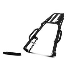 Bau Moto Top Case Roncar Kit Completo Honda NC 700 Preto