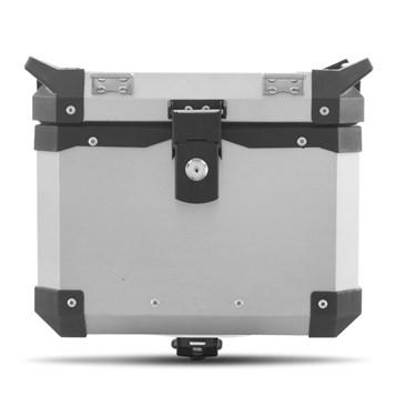 Bau Moto Top Case Traseiro 35 Litros Universal Roncar