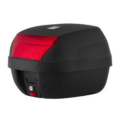 Baú Plástico Moto 28 Litros Pro Tork Smart Box 2 Vermelho