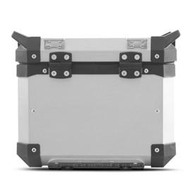 Bauleto Traseiro 35 Litros Alumínio + Base de Fixação DL 650/1000 2003/11