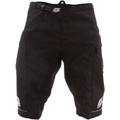 Bermuda Troy Lee Adulto Shorts Moto Preta