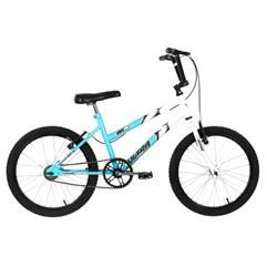 Bicicleta Aro 20 Feminina Bicolor Ultra Bikes Azul Bebe