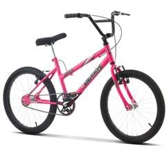 Bicicleta Aro 20 Feminina Ultra Bikes Rosa