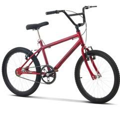 Bicicleta Aro 20 Masculina Ultra Bikes Vermelha