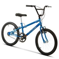 Bicicleta Aro 20 Pro Tork Ultra Freio V Break Rebaixada Blue