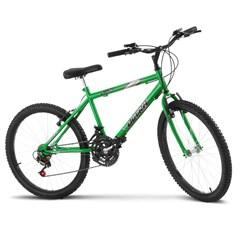 Bicicleta Aro 24 Masculina 18 Marchas Ultra Bikes Aro 24