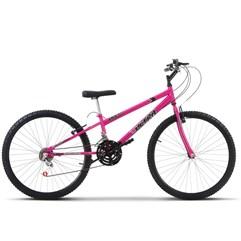 Bicicleta Aro 26 Rebaixada 18 Marchas Ultra Bikes Aro 26