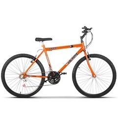 Bicicleta Aro 26 Ultra Masculino Freio V Brake Chrome Line