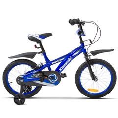 Bicicleta Kawasaki MX1 Aro 16 Azul Infantil