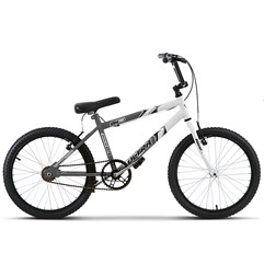 Bicicleta Ultra Aro 20 Masculina Bicolor Space Gray Freio V Break