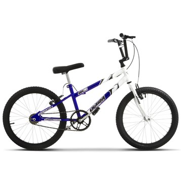 Bicicleta Ultra Aro 20 Rebaixada Bicolor Freio V Break