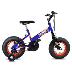 Bicicleta Ultra Bikes Big Fat Infantil Azul