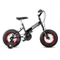 Bicicleta Ultra Bikes Big Fat Infantil Preto