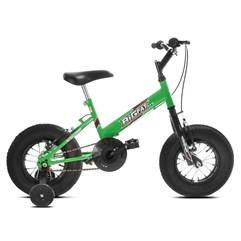 Bicicleta Ultra Bikes Big Fat Infantil Verde KW