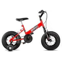 Bicicleta Ultra Bikes Big Fat Infantil Vermelho