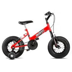 Bicicleta Ultra Bikes Big Fat Infantil Vermelho Ferrari