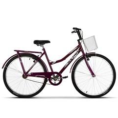 Bicicleta Ultra Bikes Summer Aro 26 Lilás