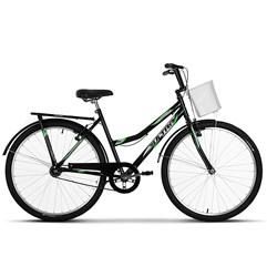 Bicicleta Ultra Bikes Summer Aro 26 Preto