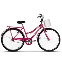 Bicicleta Ultra Bikes Summer Aro 26 Rosa