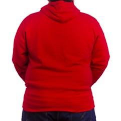 Blusa de Moletom TroyLee Classic Logo Vermelha
