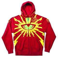 Blusa de Moletom TroyLee Cyclops Vermelha