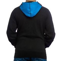 Blusa de Moletom TroyLee Shield Drip Chumbo