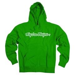Blusa de Moletom TroyLee Signature Verde