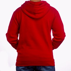 Blusa de Moletom TroyLee Signature Vermelha