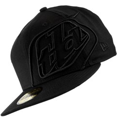 Boné Troy Lee Logo Preto
